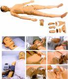 护理示教模型-护理模拟人-护理人模型