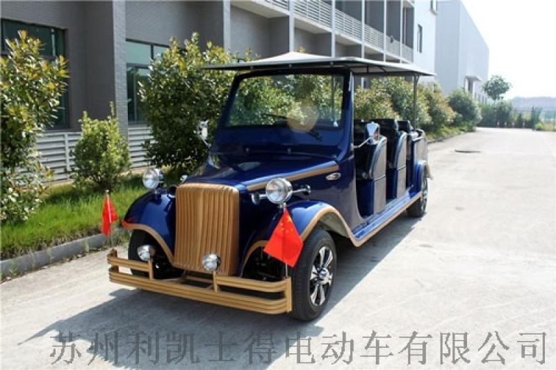 新款12座電動老爺車圖片