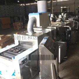 齿轮链轮防锈清洗机,厂家专业定制传动件防锈清洗机