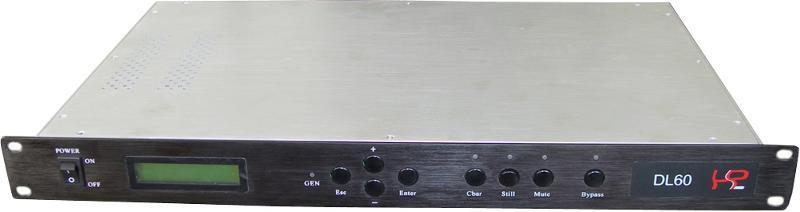 数字视音频延时器(DL60)