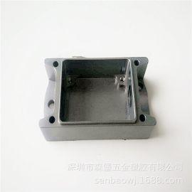 精密铝合金压铸来图定制加工,锌合金压铸模具 电镀加工