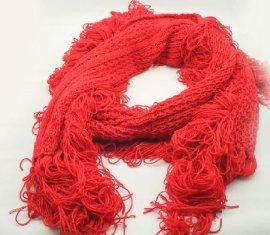 大红色围脖(42015)