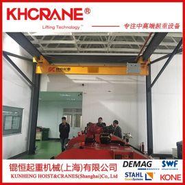 太仓2t跨6米欧式悬挂端梁起重机单梁