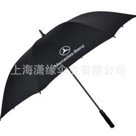 奔驰雨伞定制厂价   GAO端大气上档次商务伞订制