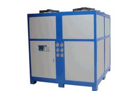 不鏽鋼風冷式冷凍機