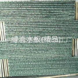 河北文化石砂岩蘑菇石绿色文化石厂家