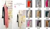 国内一线女装品牌折扣高端羊绒围巾批发货源哪里有找到广州雪莱尔
