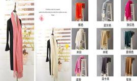 國內一線女裝品牌折扣高端羊絨圍巾批發貨源哪余有找到廣州雪萊爾