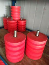 125*125聚氨酯缓冲器 A型螺栓聚氨酯缓冲器