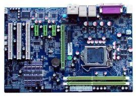 双显双千兆intel H55监控主板 (ZX-DVR G6324)