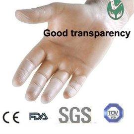 生产一次性PVC电子用实验检测手套(ISO13485, ISO9001)