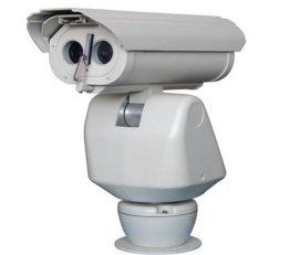 一体化智能激光红外夜视变速云台摄像机