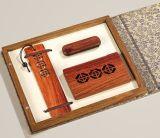 玲珑(窗棂书签、窗棂名片夹、红木U盘)高档商务礼品 圣诞礼品