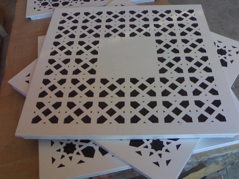 PVDF氟碳鋁單板