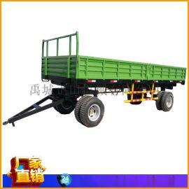 农用拖车 翻斗 8吨农用拖车 液压拖车 牵引拖车