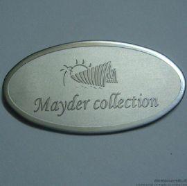 定制不锈钢蚀刻外贸标牌、数码产品标识