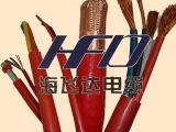 矽橡膠絕緣扁平電纜   YGCB