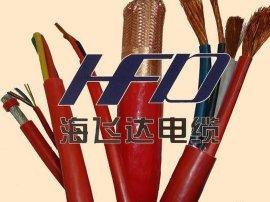 硅橡胶绝缘扁平电缆   YGCB