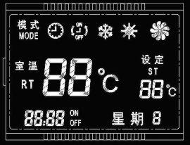 供应温控器用LCD液晶屏
