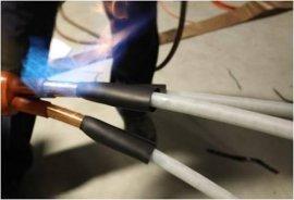 电缆接头及终端用应力控制管电缆周边热缩套管防水热缩管