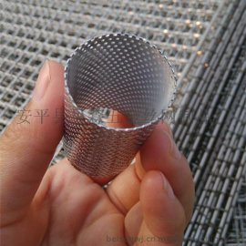 过滤筒,冲孔网过滤筒,不锈钢冲孔网过滤筒