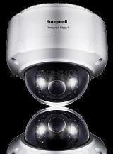 霍尼韦尔CAIPDC110TI1V-V 高清红外防暴网络半球摄像机