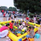 【原厂直销】郑州充气滑梯。充气沙滩池。钓鱼池。游泳池。决明子。儿童玩具。沙滩池玩具。