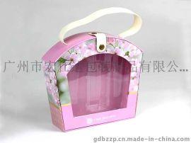 纸质手提式化妆品包装盒|广州包装盒厂家直销