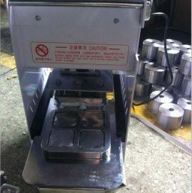 厂家直销定制小型手压封口机家用,手动封口机, 豆浆豆奶水果冻封口机