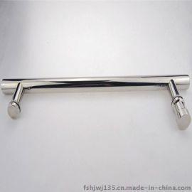 广东拉手厂家批发德国工艺豪华不锈钢精美不锈钢单边拉手