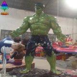 尚雕坊現貨直銷2015款H180CM影視人物綠巨人樹脂擺件