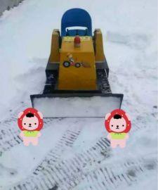 儿童游乐推土机 山东推土机厂家 小型推土机