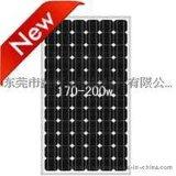 200W單晶矽太陽能組件