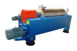 蓝丰环保LWS三相分离卧式螺旋卸料沉降离心机