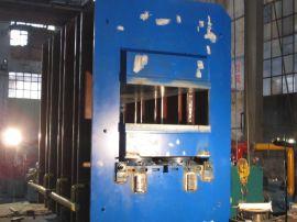 输送带平板 化机,平板织物芯输送带 化机