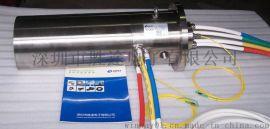 胜途电子工业吸尘组合滑环, 用于粉尘颗粒等的抽出