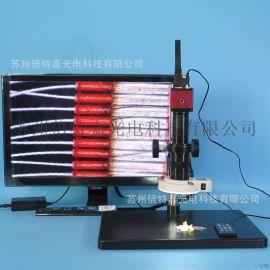 XDC-10A-910HD型工业视频显微镜 CCD电子放大镜 HDMI高速相机