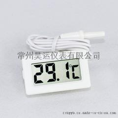 TPM-10数字电子温度计,TPM-10镶嵌式电子冰箱用温度计