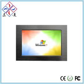 厂家直销7寸WindowsXP工业平板电脑触摸触控工控一体机防水防尘