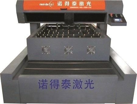 数控单头激光刀模切割机