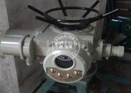 现场总线型阀门电动装置电动执行器