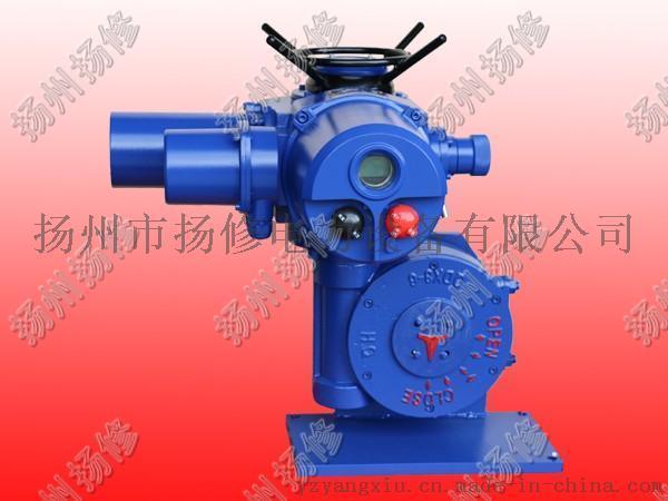 供应扬州扬修DJW400-WK系列角行程智能型电动执行机构