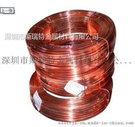 环保T2紫铜线,国标高纯T2紫铜线