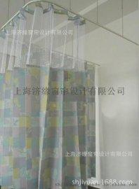 新型环保无纺布  隔帘、  病房围帘、阻燃  隔布无纺布