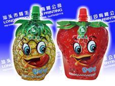 果汁包装自立袋