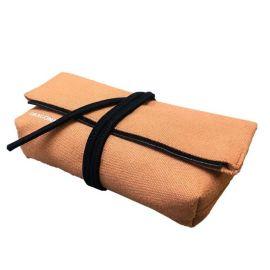 源头航空洗漱包创意便携旅行收纳包 韩版帆布化妆包女士手拿包