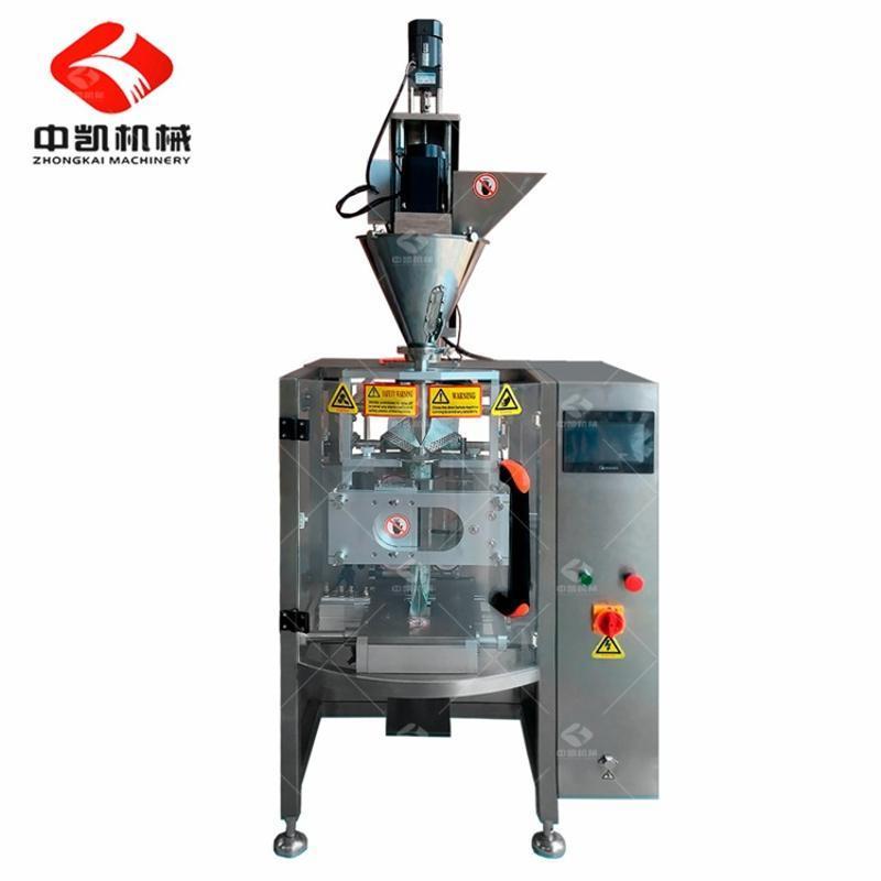 中凯直销420/520粉剂定量包装机 面粉巧克力粉卤料粉立式包装机