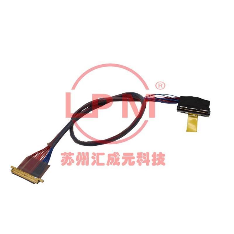 苏州汇成元供应I-PEX 20777-030T-01 20729-030E-02 医疗高清屏线
