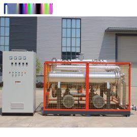 防爆電加熱器導熱油迴圈加熱有證書非標定制