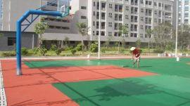 深圳丙烯酸篮球场,弹性丙烯酸篮球场价格,环氧地坪漆供应